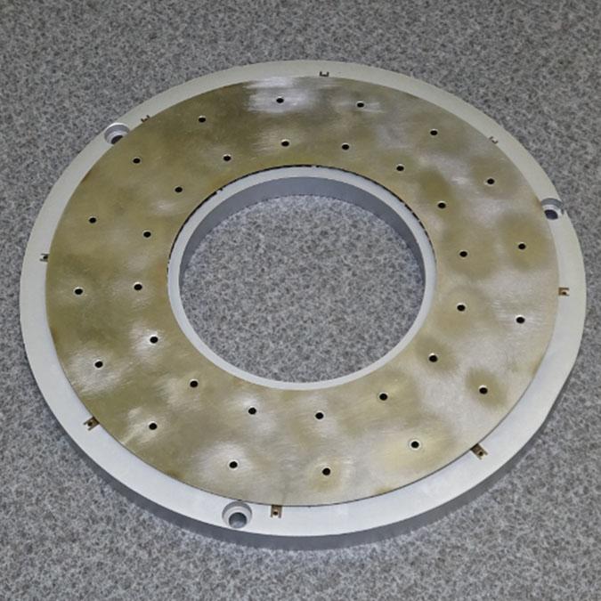 155m hydrostatic<br> foil bearing, 3000N